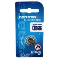 Renata Lithium Watch Batteries Coin Cells - CR1616